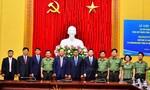 Bộ Công an tiếp nhận học bổng 1 tỷ đồng từ Tập đoàn Hàn Quốc