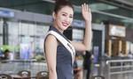 Á hậu Bảo Như lặng lẽ lên đường tham gia Miss Intercontinental