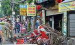 Cháy tiệm dịch vụ cưới hỏi ở Sài Gòn, cả gia đình thiệt mạng