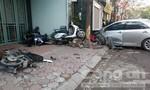 Truy tố tài xế 'xe điên' tông chết 3 người như phim hành động