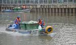TP.HCM quyết không để cá chết nổi trắng kênh Nhiêu Lộc