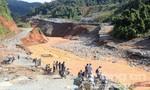 Vụ vỡ hầm dẫn thủy điện sông Bung 2 - Khẩn trương tìm nạn nhân còn lại