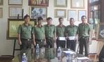 Báo Công an TP.HCM tặng 5 căn nhà tình thương cho các chiến sỹ có hoàn cảnh khó khăn