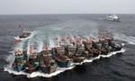 Tàu cá Trung Quốc ngang ngược đâm chìm tàu tuần duyên Hàn Quốc