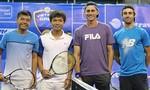 Hoàng Nam tỏ ra tự tin tại Vietnam Open 2016