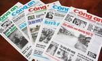 Nội dung chính báo Công an TP.HCM ngày 2-11-2016