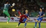 Hàng công nhạt nhoà, Việt Nam hoà không bàn thắng trước CLB Nhật Bản