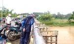 Vớt được thi thể nam thanh niên mất tích trên cầu Cẩm Lý