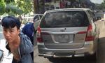Người đàn ông mang 2 tiền án đi trộm cần gạt nước xe ô tô