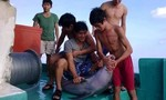 Xác định được các đối tượng hành hạ, xẻ thịt cá heo rồi đăng ảnh lên Facebook
