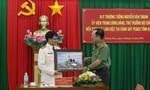 Thượng tướng Nguyễn Văn Thành thăm và làm việc với Cảnh sát PCCC Khánh Hòa