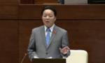 Bộ trưởng Trần Hồng Hà: Theo dõi 24/24 việc xả thải của Formosa