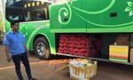 CSGT Kon Tum phát hiện nhiều vụ vận chuyển thực phẩm bẩn