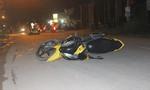 Băng qua đường, hai bà cháu bị xe máy tông trọng thương
