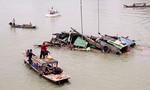 Tàu biển Panama va chạm sà lan, nữ thuyền trưởng mất tích
