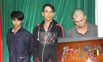 Bộ đôi dùng ghe trộm tài sản trên sông Sài Gòn sa lưới công an