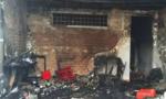 Cháy dữ dội tại hiệu may, một người thiệt mạng