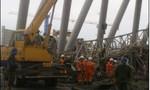 Sập công trình ở nhà máy điện Trung Quốc, ít nhất 40 người chết