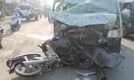 Va chạm liên hoàn trên QL51 khiến 2 người bị thương