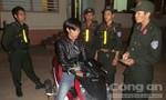 Cảnh sát cơ động đi tuần tra, tóm gọn tên trộm xe máy