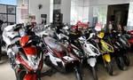 Công an huyện Bình Chánh tìm chủ sở hữu 8 xe máy