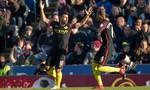 Thắng nhọc nhằn, Manchester City tạm chiếm ngôi đầu bảng