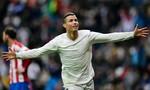 Real Madrid giành chiến thắng nhờ cú đúp của Ronaldo