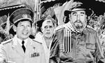 Chùm ảnh về Chủ tịch Cuba Fidel Castro chưa từng công bố của nhà báo Giản Thanh Sơn