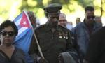 Hàng chục ngàn người dân Cuba đưa tiễn lãnh tụ Fidel Castro