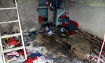 Nghi án chồng tưới xăng đốt vợ trong phòng trọ ven Sài Gòn