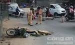 Tông chết người, tài xế xe tải rồ ga bỏ chạy bị Công an bắt