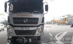 Chạy ngược chiều vào đường cấm, nam thanh niên bị xe tải tông nguy kịch