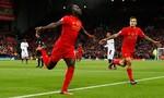 Liverpool lên đỉnh bằng chiến thắng huỷ diệt