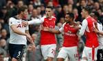 Arsenal mất điểm vì sai lầm của hàng thủ