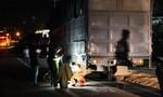 Tông vào xe tải đậu bên đường, một người đàn ông tử vong tại chỗ