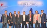 Thứ trưởng Lê Quý Vương dự Kỳ họp Đại hội đồng Interpol lần thứ 85