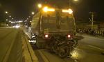 Xe máy tông xe hút bụi, 2 thanh niên chết trong đêm