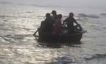 Một ngư dân chèo thuyền thúng đánh cá bị mất tích