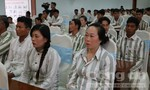'Ngày về' của 83 phạm nhân ở trại giam Gia Trung