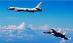 Máy bay chiến đấu Trung Quốc tập trận gần Đài Loan