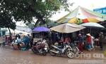 Tiểu thương di dời về chợ mới Bàu Cạn