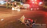 Ô tô tông liên hoàn xe máy, 3 người thương vong