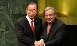 Liên Hợp Quốc có Tổng thư ký mới
