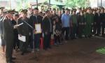 Thăng quân hàm cho 3 cán bộ, chiến sĩ hy sinh trong vụ nổ ở Đắk Lắk