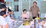 Bí Thư Đinh La Thăng: Ủng hộ doanh nghiệp Việt đi đầu vệ sinh an toàn thực phẩm