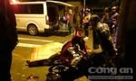 Xe máy tông vào cột điện, hai sinh viên tử vong