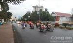 Công an Đắk Lắk ra quân đảm bảo an toàn giao thông dịp Tết 2017