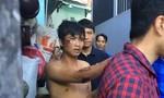 Nam thanh niên nghi ngáo đá xông vào nhà dân cố thủ