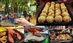 TP.HCM: Cận cảnh các món ăn ấn tượng tại liên hoan ẩm thực