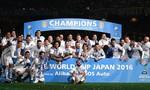 Real Madrid vô địch World Cup các Câu lạc bộ